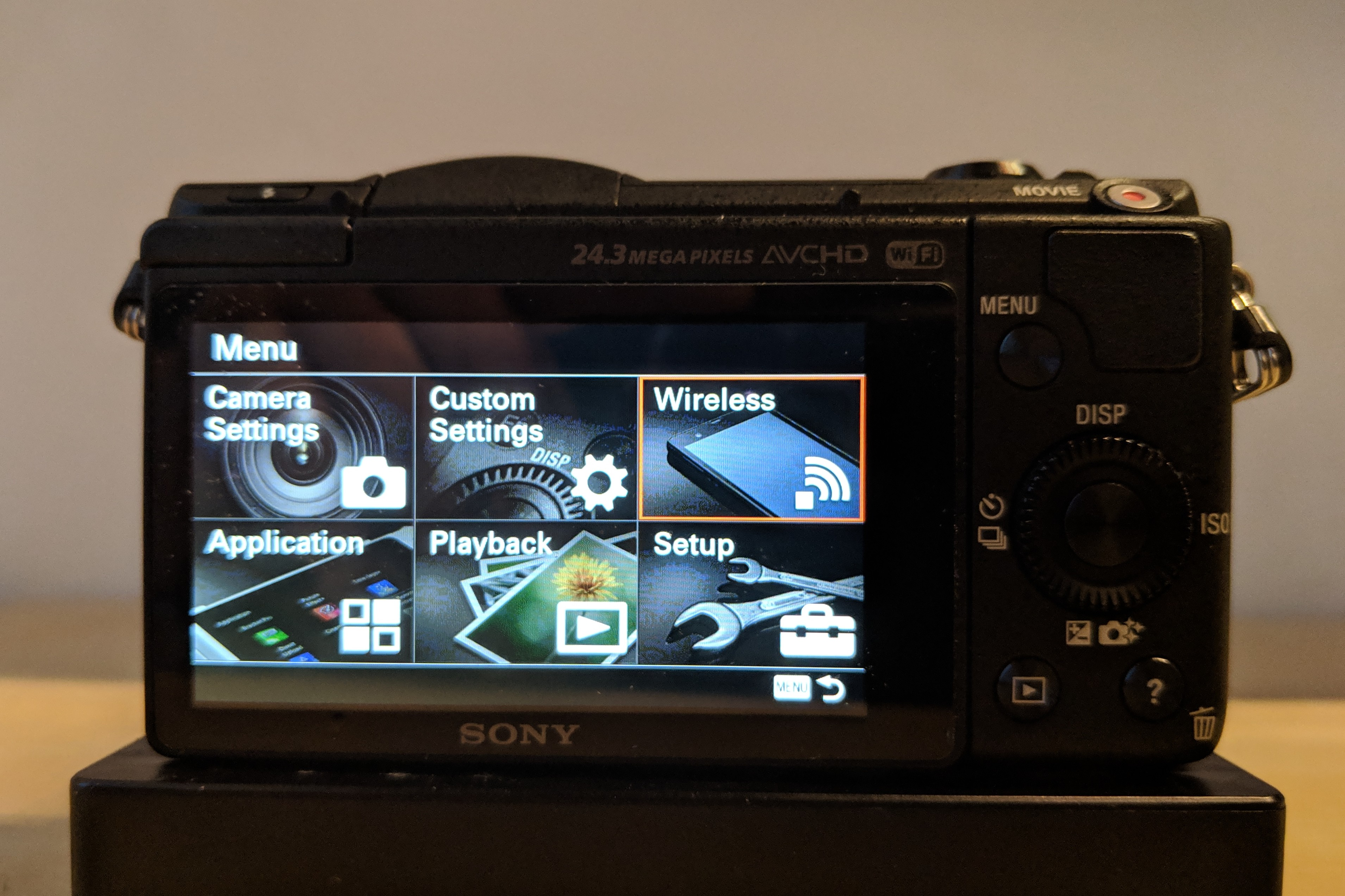 How To Connect My Sony Camera To The Pixi Photo Booth App
